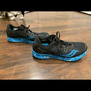 Men's Saucony FREEDOM ISO Running Sneakers